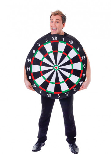 Dart Board Costume