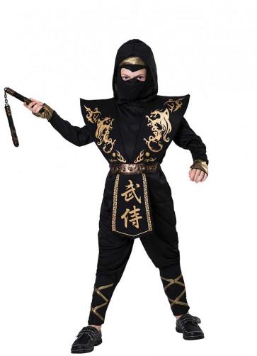 Deluxe Ninja (Black & Gold)