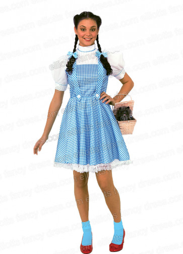 Wizard Of Oz - Dorothy Costume