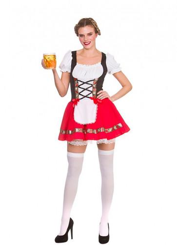 Oktoberfest Beer Girl