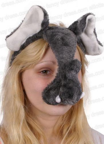 Elephant Mask with Sound