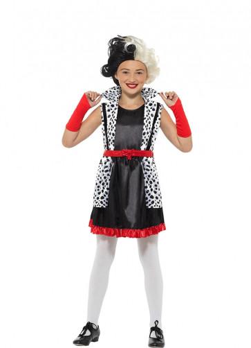 Evil Little Madame – Girls Costume