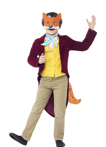 Fantastic Mr Fox - Boys - Roald Dahl