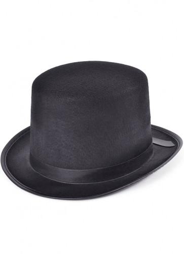Black Top Hat Felt - Factory