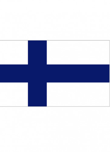 Finland Flag 5ftx3ft