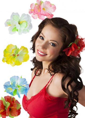 Flower Of Hawaii Hair Clip