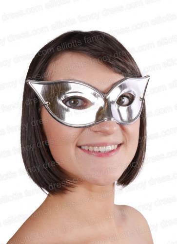 Flyaway Eye Mask (Silver)