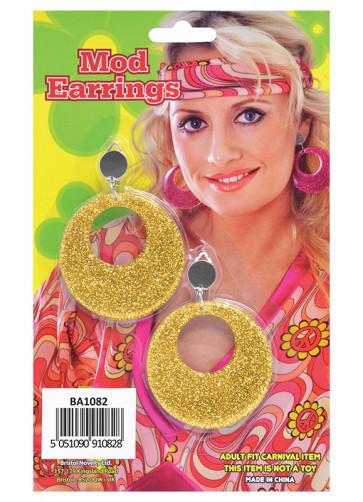 60s & 70s Gold Earrings