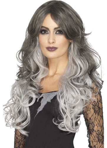Gothic Bride Wig – Heat Resistant