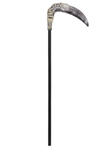 Demon Grim Reaper Scythe - 4 piece set 117cm
