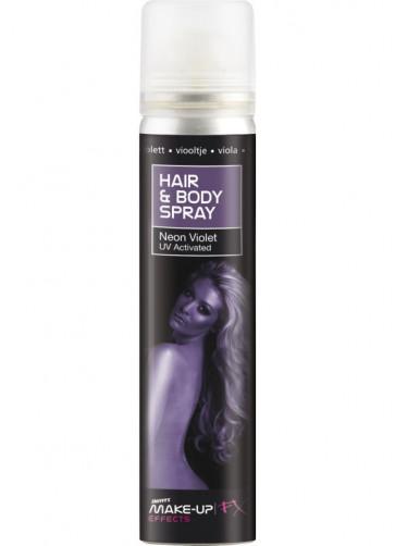 Hair and Body Spray (Violet UV)