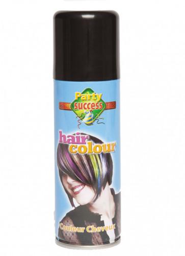 Colour Hair Spray - Black