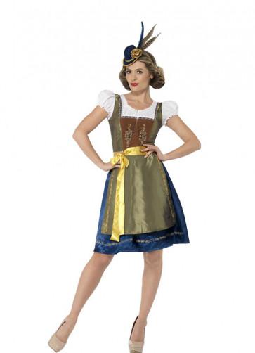 Heidi Costume (Traditional Bavarian)