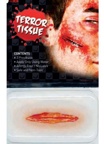 Horror Wound Transfer - Cut & slashed