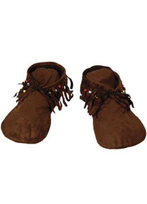 Mens Hippy Or Indian Moccasins
