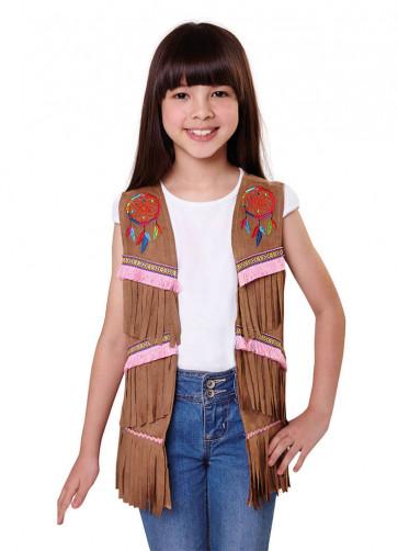 American Indian Waistcoat