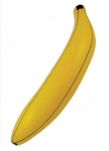 Inflatable Banana Extra Large 160cm
