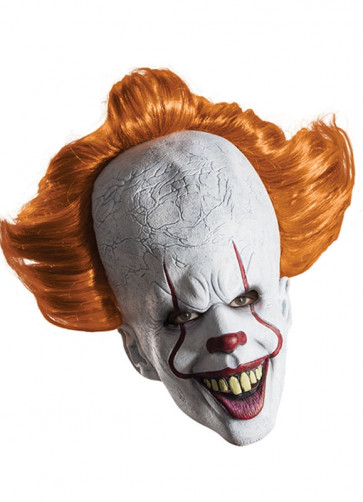 IT – Pennywise the Clown – Full Overhead Mask
