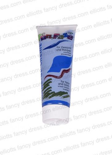 Kryolan Fun Faze Face Paint Blue 25ml Tube
