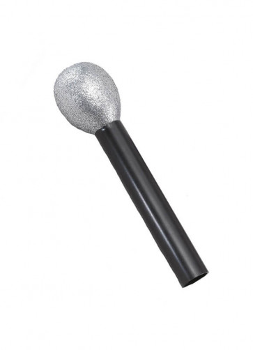 Microphone - Silver 26cm