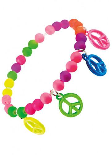 Peace Sign Bracelet