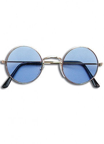 Glasses - Penny Blue Lens