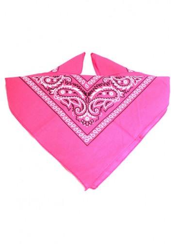 Cowgirl Bandana 55cm - Pink