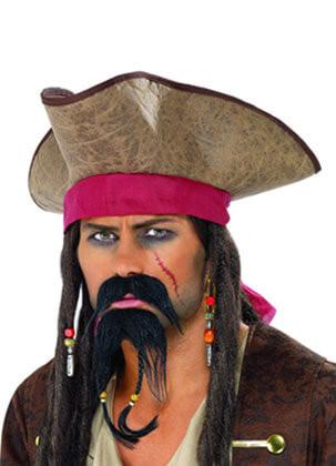 Pirate Beard Set