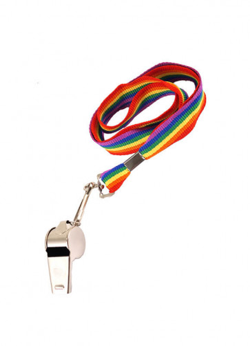 Pride Whistle