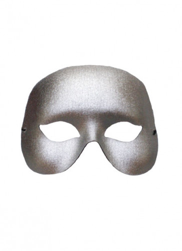 Cocktail Eye Mask Silver