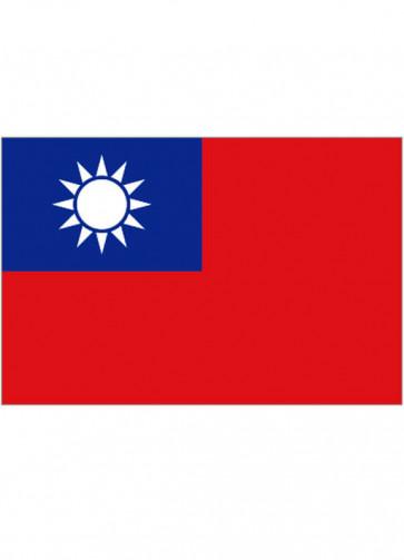 Taiwan Flag 5x3