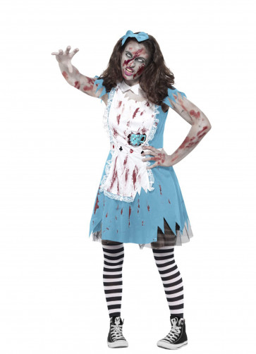 Zombie Tea-Party Costume