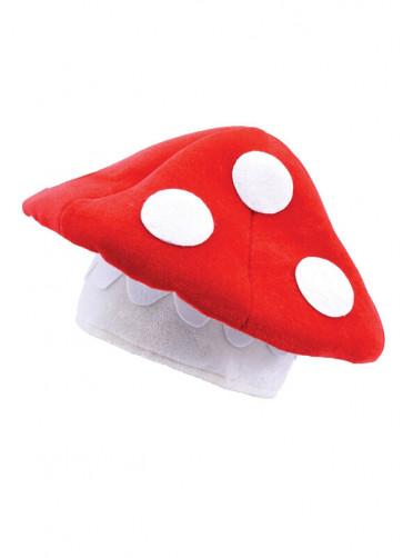 Mushroom Hat (Toadstool)