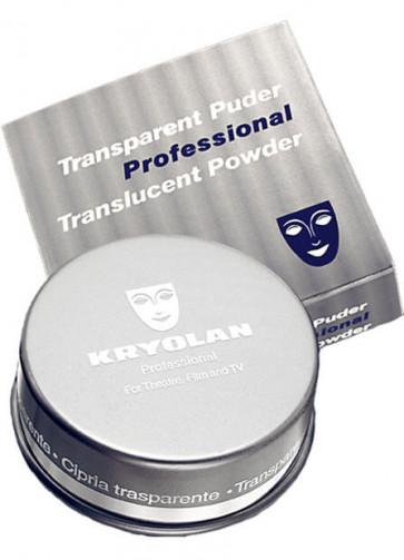 Kryolan Make-Up-Setting Translucent Powder TL1 Clear 60g