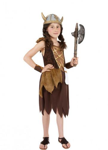 Viking Girl - Dress - Costume