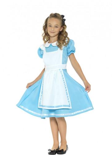Wonderland Princess - Girls Storybook Costume