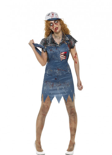 Zombie Hillbilly Female