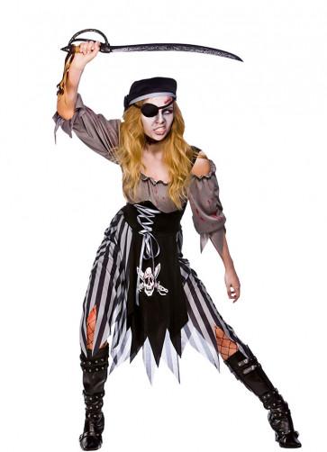 Zombie Cutthroat Pirate
