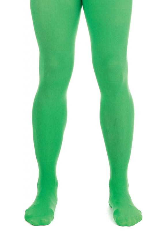 New Male Green Tights