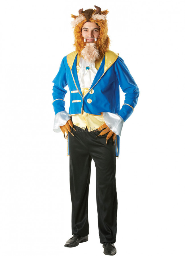 sc 1 st  Elliotts Fancy Dress Shop & Beauty and the Beast - Handsome-Beast Costume