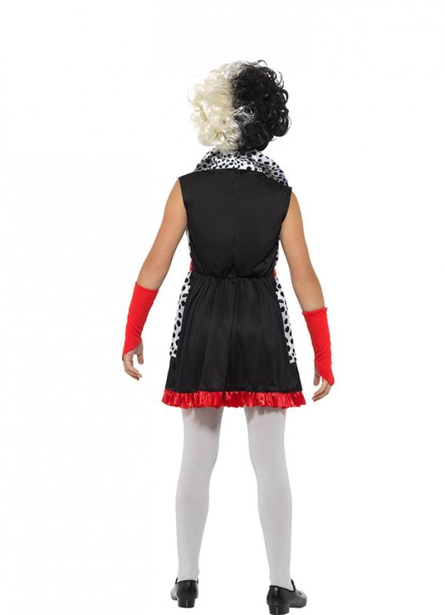 Evil Madame Wig Girls Standard