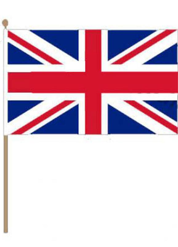 303d518655c5 United Kingdom - Union Jack Hand Flag