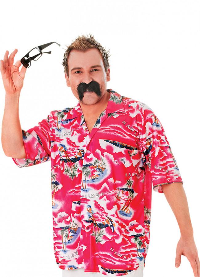 Beach bum hawaiian shirt for Hawaiian shirt fancy dress
