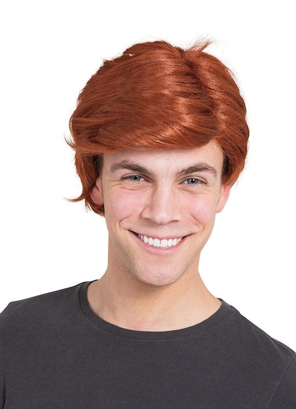 Side Parting Ginger Wig 0ab002da8