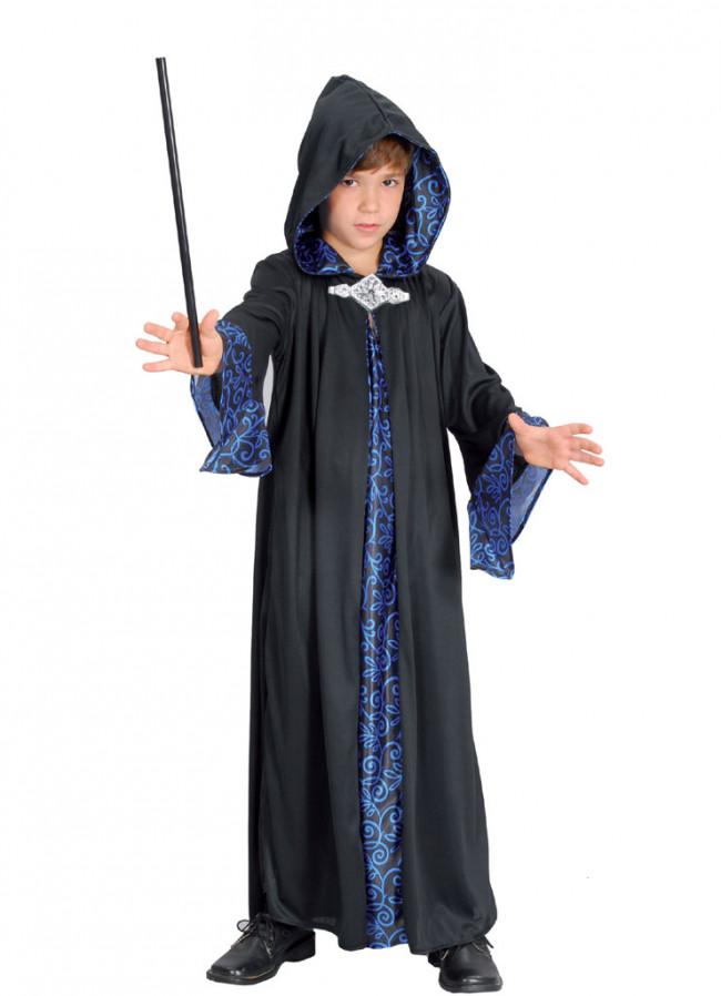 sc 1 st  Elliotts Fancy Dress Shop & Wizard (Boys) Costume