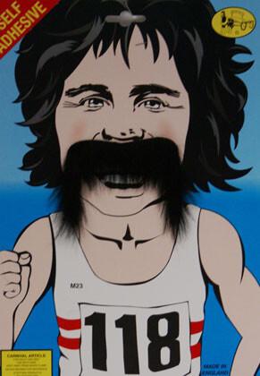 118 Moustache