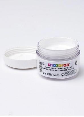 Snazaroo Clown White – 50ml