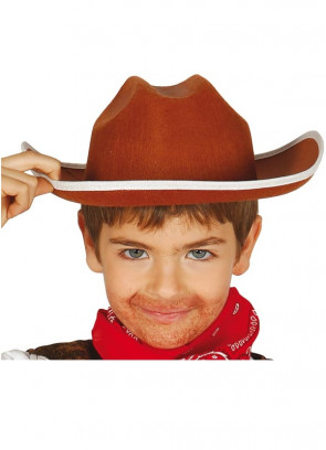 Kids Felt Cowboy Hat