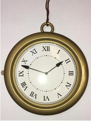Jumbo Clock on String 20cm