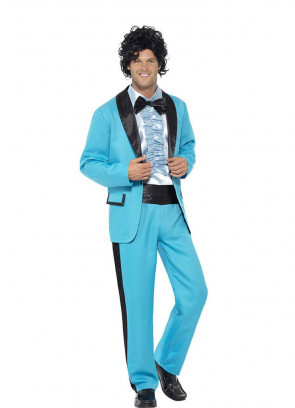 1980's Prom King - Wedding Singer Costume